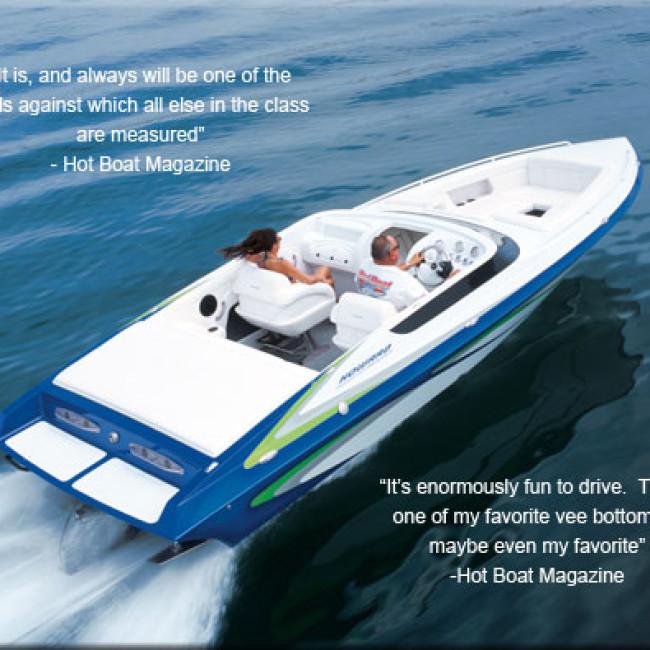 howard boats 25 bullet open bow howard custom boats